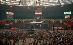 Texas World Music Festival (Texas Jam) - Houston - Jun 19, 1983 at Houston Astrodome