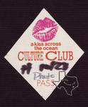 Culture Club - Oct 28, 1984 at The Summit