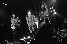 Kiss - Jan 18, 1984 at Sam Houston Coliseum