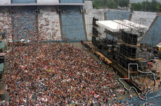 Texas World Music Festival (Texas Jam) - Dallas - Jun 10, 1984 at The Cotton Bowl - Dallas, Texas