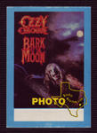 Ozzy Osbourne - Jun 10, 1984 at The Cotton Bowl - Dallas, Texas
