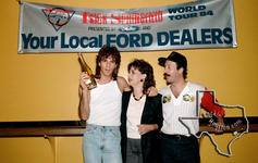 Rick Springfield - Sep 24, 1984 at The Summit