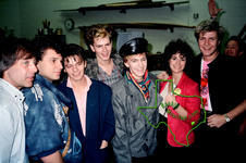 Duran Duran - Feb 13, 1984 at HSPVA (High School for the Performing and Visual Arts)