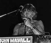 John Mayall - Apr 13, 1984 at Fitzgeralds
