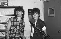 INXS - Aug 24, 1984 at KLOL Radio