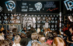 Deep Purple - Jan 23, 1985 at Texas Tapes n'Records