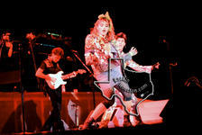 Madonna - May 4, 1985 at Hofheinz Pavilion