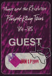 Prince - Jan 17, 1985 at The Summit