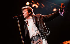 Paul Young - Aug 3, 1985 at Astroworld / Southern Star