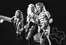 Night Ranger - Oct 25, 1985 at Astroworld / Southern Star