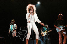 Tina Turner (Ike & Tina Turner) - Nov 3, 1985 at The Summit