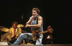 Bruce Springsteen - Sep 14, 1985 at The Cotton Bowl - Dallas, Texas