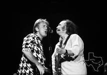 Crosby Stills and Nash (& Young), CSN&Y, CSN, Crosby / Nash - Jul 14, 1985 at Astroworld / Southern Star