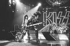 Kiss - Jan 31, 1985 at Sam Houston Coliseum