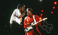 Wham - Sep 4, 1985 at Astroworld / Southern Star