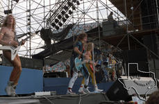 Night Ranger - Aug 24, 1985 at The Cotton Bowl - Dallas, Texas