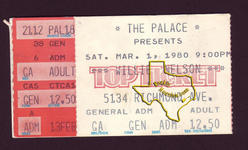 Willie Nelson - Mar 1, 1980 at The Palace