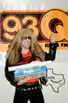Twisted Sister - Feb 8, 1986 at KKBQ