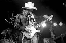 Stevie Ray Vaughan - Feb 1, 1986 at Sam Houston Coliseum