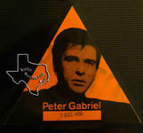 Peter Gabriel - Dec 7, 1986 at The Summit