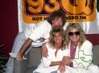 Ozzy Osbourne - May 9, 1986 at KKBQ