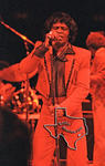 James Brown - Mar 14, 1986 at Arena Theater