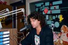 Billy Squier - Oct 9, 1986 at KKBQ