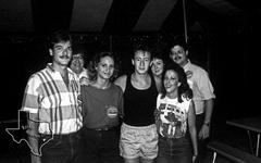 Julian Lennon - Jul 12, 1986 at Astroworld / Southern Star