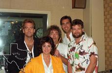 Huey Lewis - Sep 23, 1986 at KKBQ