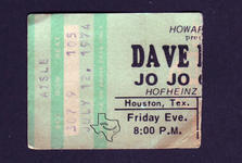 Bad Company - Jul 12, 1974 at Hofheinz Pavilion