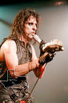 Alice Cooper - Jan 16, 1987 at Houston Music Hall