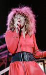 Tina Turner (Ike & Tina Turner) - Nov 25, 1987 at The Summit