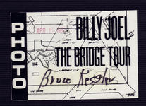 Billy Joel - Apr 16, 1987 at The Summit