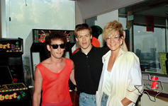 Bryan Adams - Aug 21, 1987 at KKBQ