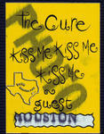 The Cure - Jul 23, 1987 at Sam Houston Coliseum