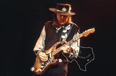 Stevie Ray Vaughan - Jan 31, 1987 at Sam Houston Coliseum