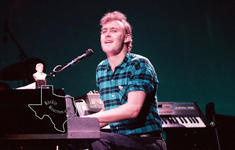 Bruce Hornsby - Feb 27, 1987 at Cullen Auditorium
