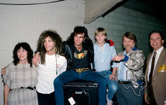 Bon Jovi / Jon Bon Jovi - Feb 7, 1987 at The Summit