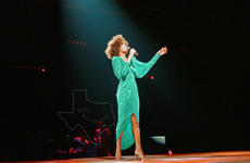 Whitney Houston - Sep 19, 1987 at The Summit