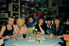 Def Leppard - Dec 12, 1987 at Hard Rock - Houston