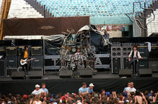 Farrenheit - Jun 20, 1987 at The Cotton Bowl - Dallas, Texas