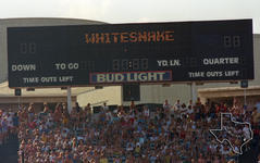 Whitesnake - Jun 20, 1987 at The Cotton Bowl - Dallas, Texas