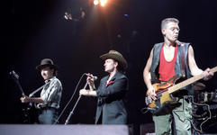 U2 - Nov 26, 1987 at Baton Rouge, Louisiana