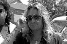 Vince Neil - Apr 18, 1987 at Hard Rock - Houston