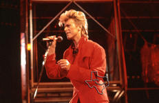 David Bowie - Oct 7, 1987 at The Summit