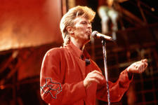 David Bowie - Oct 8, 1987 at The Summit