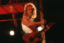 Peter Frampton - Oct 10, 1987 at Dallas Reunion Arena