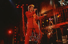 David Bowie - Oct 10, 1987 at Dallas Reunion Arena