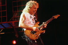 Peter Frampton - Oct 11, 1987 at Dallas Reunion Arena