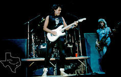 Gary Moore - Aug 9, 1987 at Sam Houston Coliseum